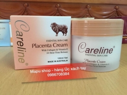 Kem-Nhau-Thai-Cuu-Careline-Placenta-Cream-100ml