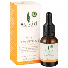 Facial Oil Treatment (25ml)
