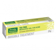 Thursday Plantation Tea Tree Medicated Gel For Acne 25g TRị mụn