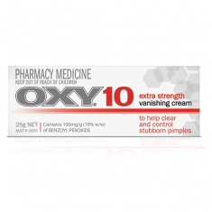 OXY 10 Vanishing Cream 25g Trị mụn