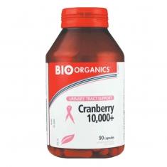 Bio-Organics Cranberry 10000+ 90 viên