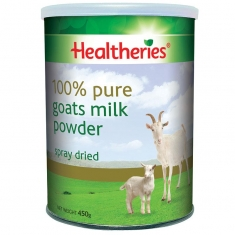 Sữa dê Healtheries Goats Milk Powder 450g