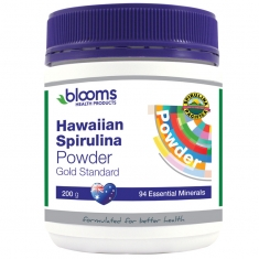 Blooms Spirulina Hawaiian Pacifica Powder 200g