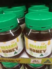 Mật ong tự nhiên organic siêu sạch của Úc