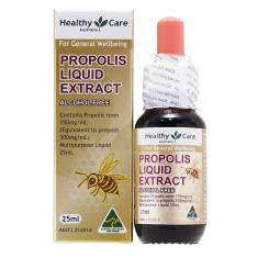 Keo ong Healthy care propolis liquid 25ml