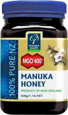 Mật ong thượng hạng Manuka Health MGO 400+ Manuka Honey 500G