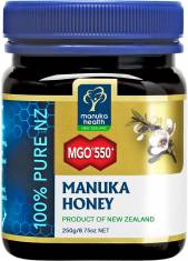 Mật ong cao cấp Manuka Health MGO 550+ Manuka Honey 250G