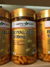 Sữa ong chúa Heathy Care Royal Jelly