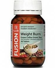 Viên uống giúp giảm cânFusion Health Weight Burn 90 viên