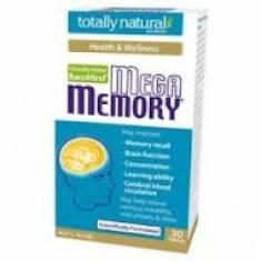 Vitamin giúp nâng cao trí nhớ Caruso's Mega Memory 3000 60 viên