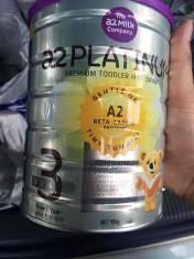 Sữa Úc A2 Platinum Cho Bé từ 1 tuổi 900 Gram (số 3)