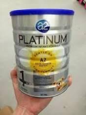Sữa Úc A2 platinum cho be 0-6 tháng ( số 1 )
