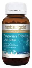 Vitmin cho bản lĩnh đàn ông Herbs Of Gold Bulgarian Tribulus Complex 60 viên
