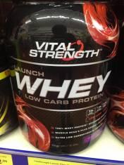 Protein cho các bạn tập thể hình, phát triển cơ bắp nhanh Launch Whey Low Carb Protein 1kg