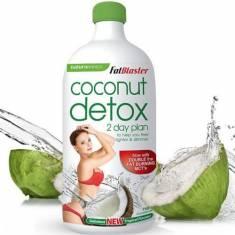 Coconut Detox giảm cân của Úc - Nước uống giảm mỡ, thải độc và thanh lọc cơ thể