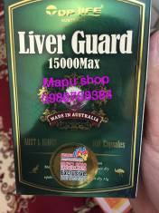 Viên uống bảo vệ gan Liver Guard Toplife