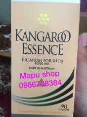 Vitamin cho đàn ông Kangaroo Essence Premium for Men 5000 max 90 viên