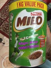 Sữa Milo ngon bổ nổi tiếng của Úc 1kg