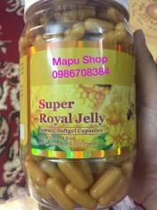 SỮA ONG CHÚA VITATREE SUPER ROYAL JELLY (365 VIÊN 1600 mg)