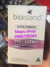 Viên uống bổ sung Collagen Bio Island 60 viên