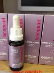 Serum Trẻ Hóa Da Touch & Young Skin Serum - Lanopearl 25ml