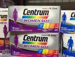 Vitamin tổng hợp cho phụ nữ trên 50 tuổi Centrum for women 50+ 90 viên