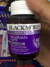 Thuốc hỗ trợ giấc ngủ Blackmores Valerian Forte 2000mg