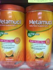 Metamucil giúp kiểm soát Cholesterol và trị táo bón rất hiệu quả