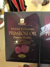 Hyper evening primrose oil tinh dầu hoa anh thảo cao cấp Dr Natural