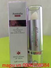 Son dưỡng môi chống nắng nhau thai cừu và vitamine E Careline