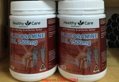 Bổ khớp Glucosamine HCL 1500mg Healthy care 400 viên