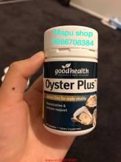 Oyster Plus Goodhealth Tăng Cường Sinh Lý Nam Giới
