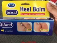 Kem đặc trị nứt nẻ gót chân Eulactol Heel Balm 100ml