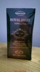 Sữa Ong Chúa Optimal Health Royal Jelly 1600mg