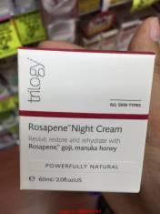 Kem dưỡng da ban đêm ROSAPENE NIGHT CREAM 60ml