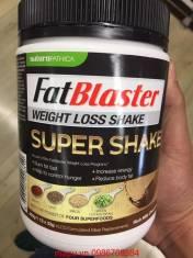 SỮA UỐNG GIẢM CÂN FATBLASTER SUPER SHAKE HỘP 430G