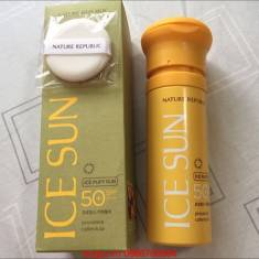 Kem chống nắng ICE SUN SPF50+