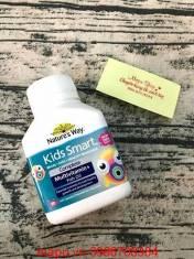 Vitamin tổng hợp và dầu cá cho bé - Nature's Way Kids Smart Complete Multi Vitamin & Fish Oil 50v