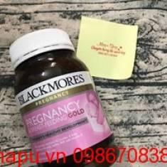 Vitamin tổng hợp dành cho bà bầu và sau sinh Blackmores Pregnancy 180 viên
