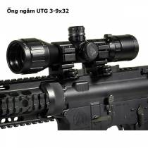 Ống Ngắm UTG 3-9x32 AO chống nhảy tâm