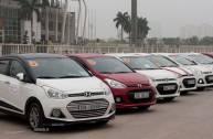Quý I, ôtô nhập khẩu giảm mạnh