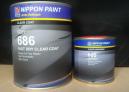 Dầu bóng Gen 686 Fast Dry Clear Coat
