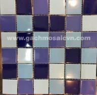 Gạch Mosaic Bể Bơi M06 ( 300x300 mm)