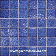 Mosaic Gốm Ốp Bể Bơi