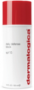 Daily defense spf15