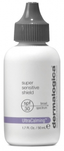 Super sensitive shield spf30