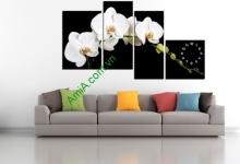 Gợi ý 20 mẫu tranh treo phòng khách đẹp cho ngôi nhà bạn