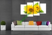 Bí quyết chọn tranh treo tường  khổ lớn cho phòng khách đẹp