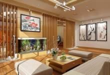 10 ý tưởng tranh cho phòng khách chung cư nhỏ