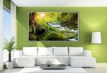 100 mẫu tranh phong cảnh thác nước đẹp mới nhất AmiA P1